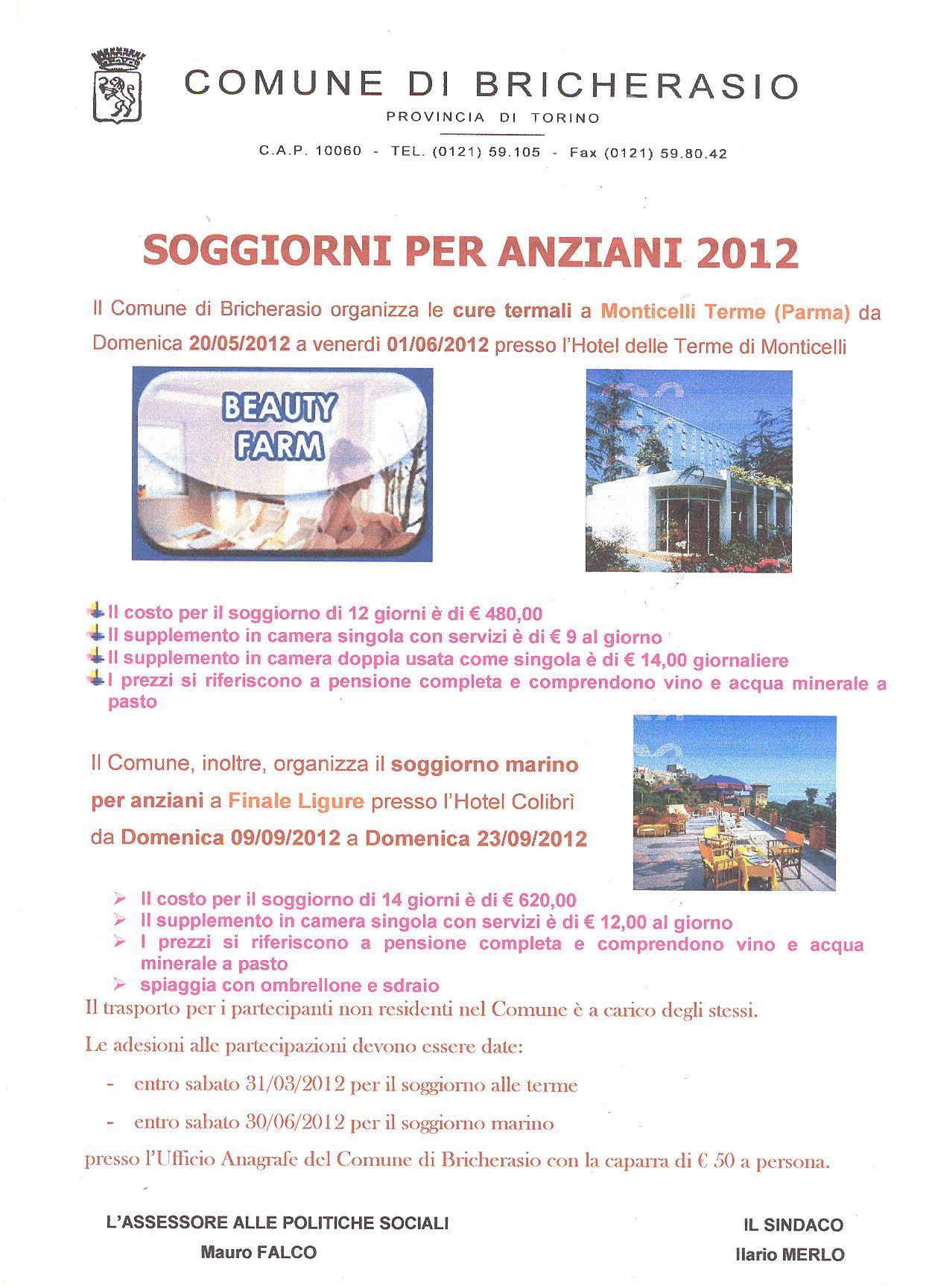 Awesome Soggiorni Per Anziani Liguria Gallery - House Design Ideas ...